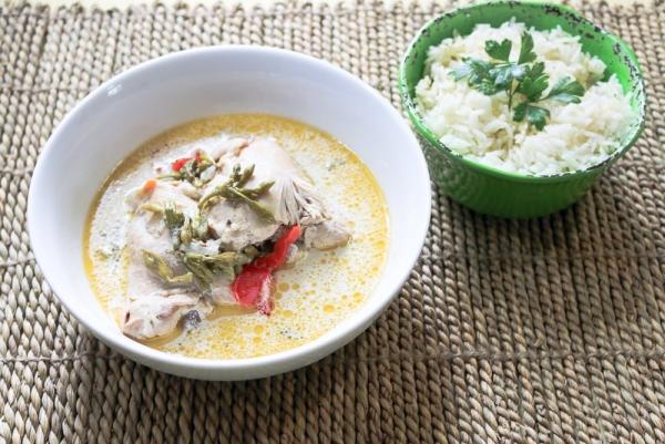 Pollo En Crema Y Loroco Recetas De Guatemala